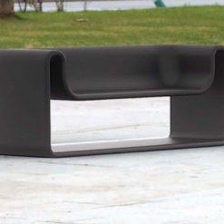 Mago Thin Bench Seat 2