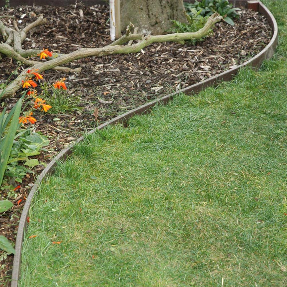 Roocycle EN 100x12 Garden Edging 1
