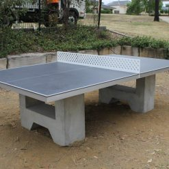 AusCast Outdoor Concrete Table Tennis Table 24207-2