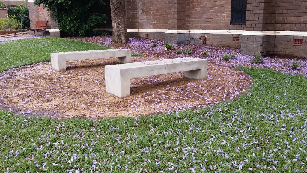 19880 Northside AusCast Concrete Bench 7