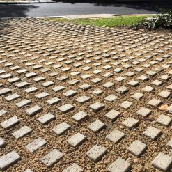 GrassSlab Permeable Grass Growing Paver 4