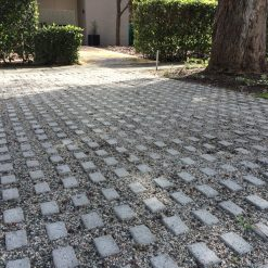 GrassSlab Permeable Grass Growing Paver 8
