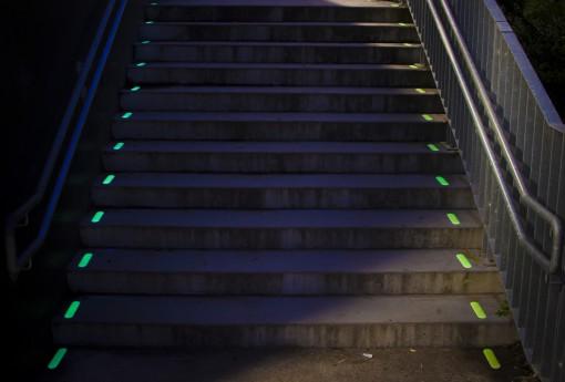 LumoStrip Luminescent Safety Indicator 36251-1