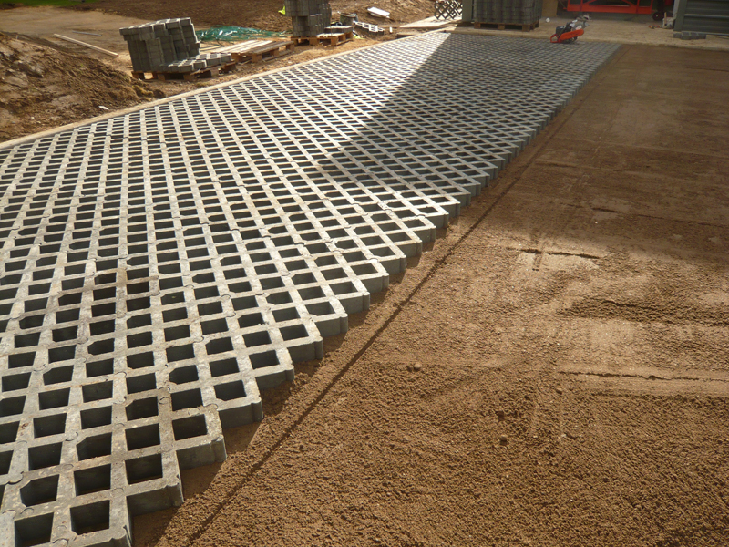 Enviropaver Roocycle Permeable Paver Moodie Outdoor Products