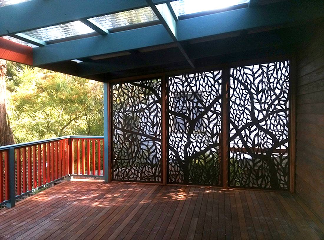 creating decor outdoor screens your decorative an do handyman it hiding o by night range australian out yourself aluminium of protector equipment the area can space neighbours screen from how or to transform blocking unsightly