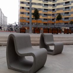 Mago Tube Bench Seat 2