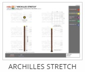 Outdoor Fitness Equipment - Achilles Stretch Thumb