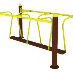 Outdoor Fitness Equipment - Balance Walk