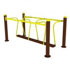 Outdoor Fitness Equipment - Balance Walk-f