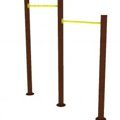 Outdoor Fitness Equipment - Chin Up Bar
