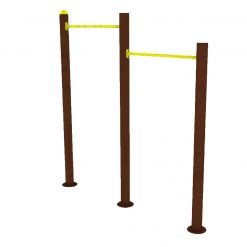 Outdoor Fitness Equipment - Chin Up Bar-f