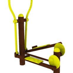 Outdoor Fitness Equipment - Elliptical Cross