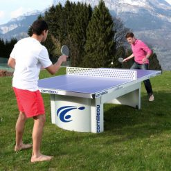 Pro510 Outdoor Table Tennis Table Blue 2