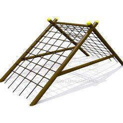 Playground - Climbers - A Rope Climber