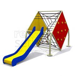 Playground - Climbers - Cube Multi Climber