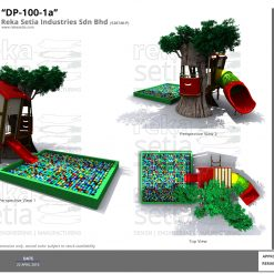 Playground - Indoor - DP-100-1a