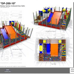 Playground - Indoor - DP-200-10
