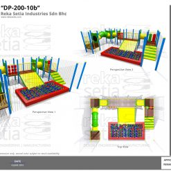 Playground - Indoor - DP-200-10b