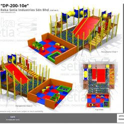 Playground - Indoor - DP-200-10e
