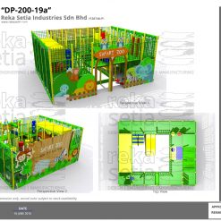 Playground - Indoor - DP-200-19a