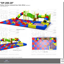 Playground - Indoor - DP-200-20