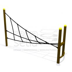 Playground - Obstacle Course - Balancing Web