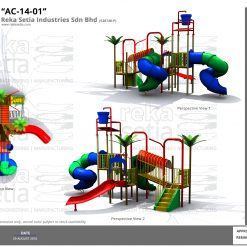 Water Play Cluster - AC-14-01