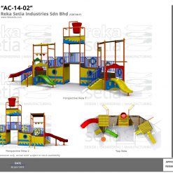 Water Play Cluster - AC-14-02