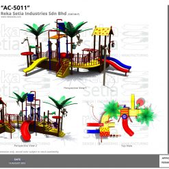 Water Play Cluster - AC-5011