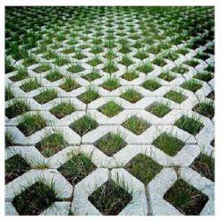 GrassDiamond Permeable Driveway Paver 7