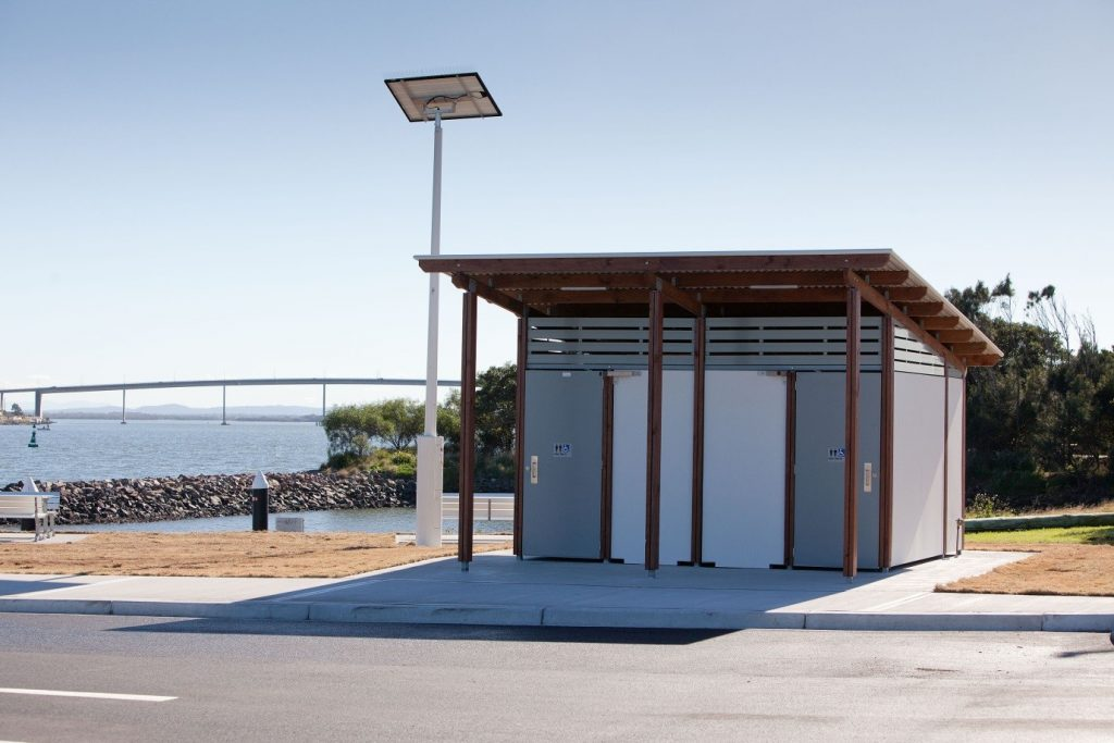 Outdoor Restroom Custom Spec - Stockton Beach 3