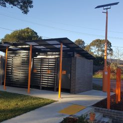 Restroom Solar Ermington 3