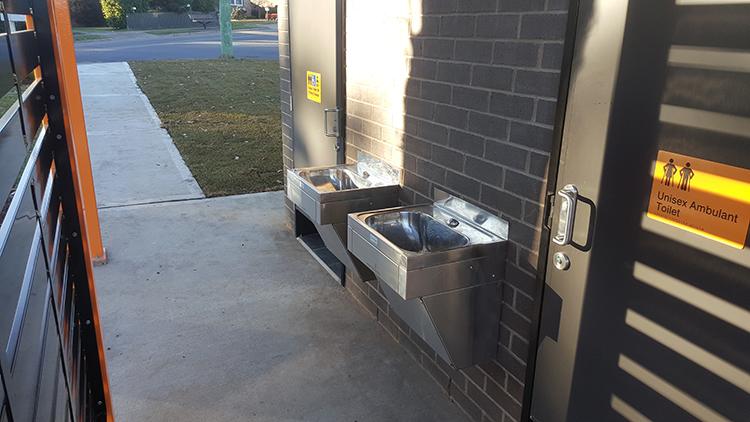 Restroom Solar Ermington 9
