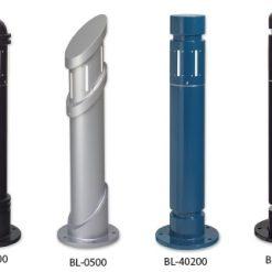 Bollard Light LED Accent Round 2
