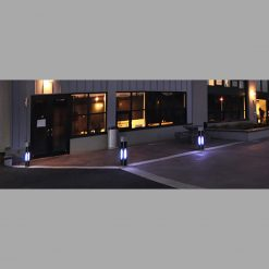 Bollard Light LED Accent Square 1
