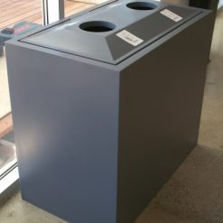 Street Furniture Wilshire Recycling Receptacle 3