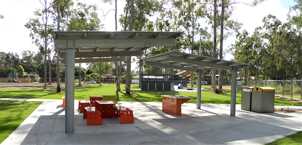 Cantilever Shelter Outdoor 3