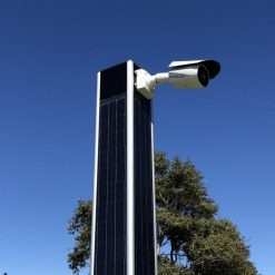 Valen Solar Security PTZ Surveillance 3
