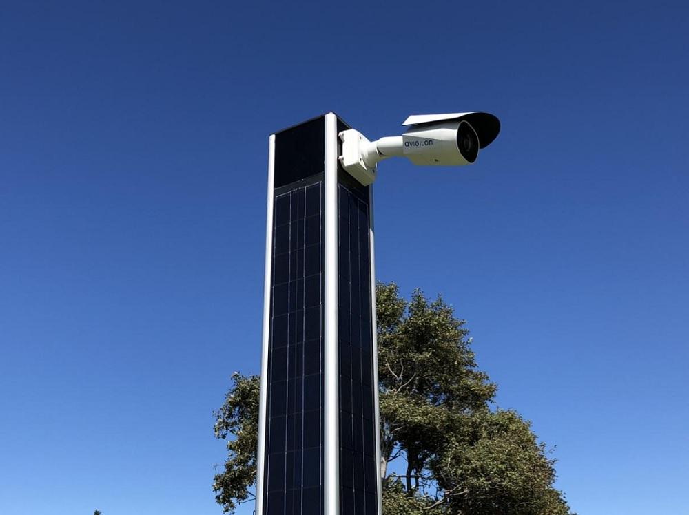 Valen Solar Security PTZ Surveillance 3