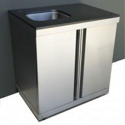 Outdoor Kitchen Grillmaster Sink Module