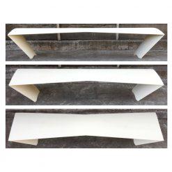 Angular Folded Bench