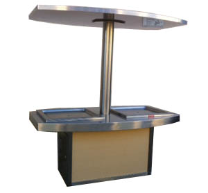 Arc Classic King Pedestal BBQ | Moodie Outdoor Products