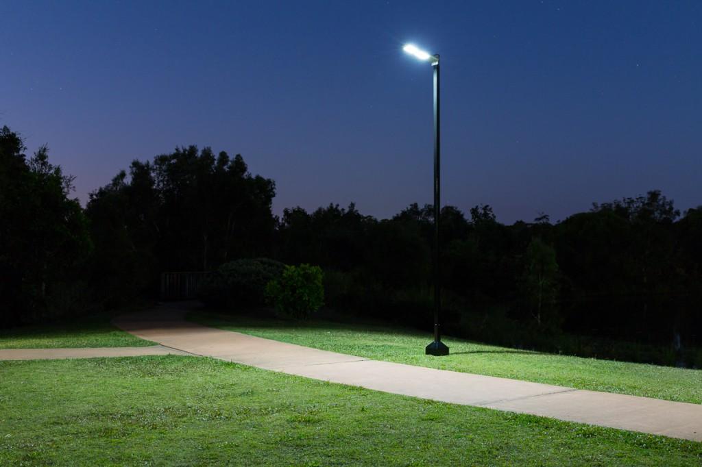 Integrated Solar Light 2