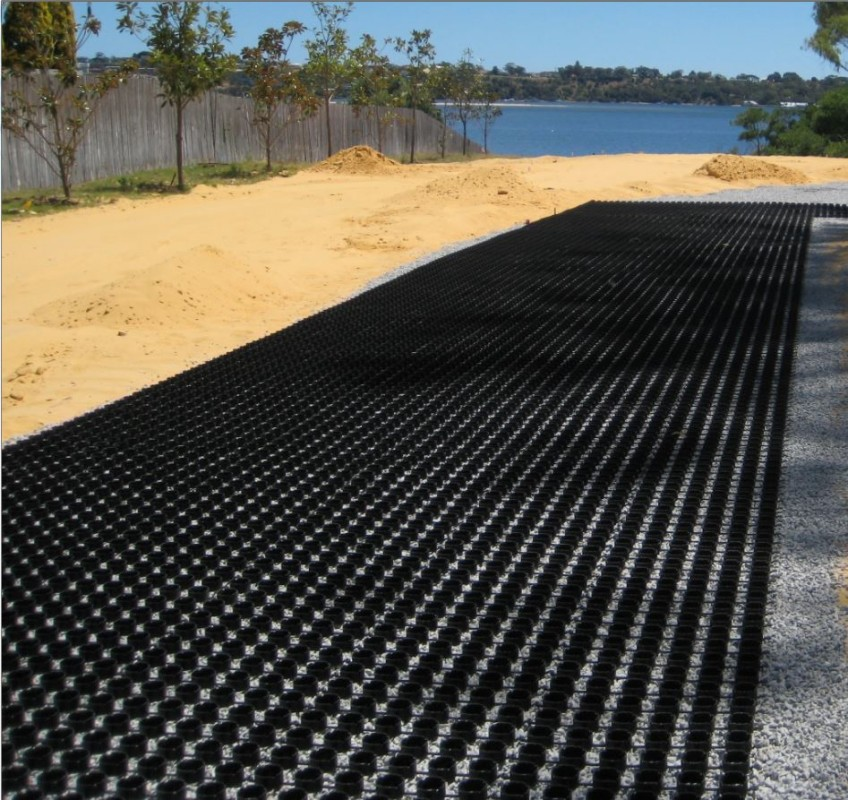 Roocycle GR Grass Reinforcement Pavers 4