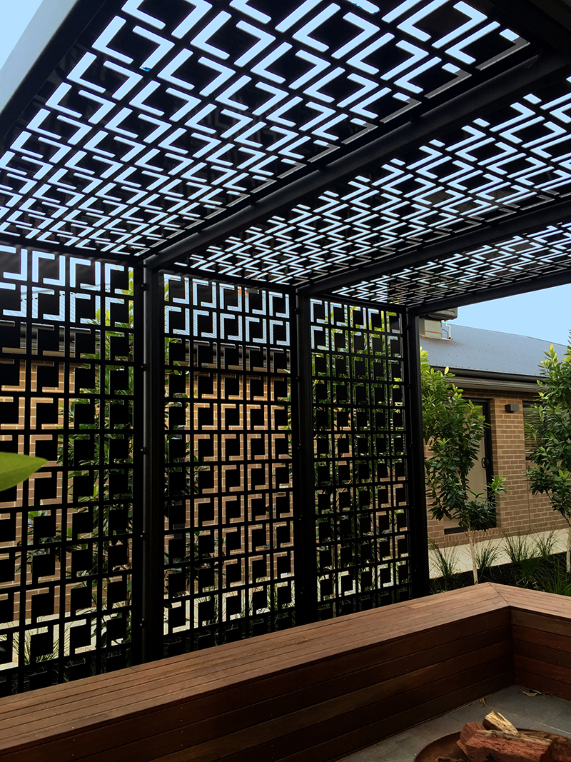 Md24 Decorative Screen Moodie Outdoor Products