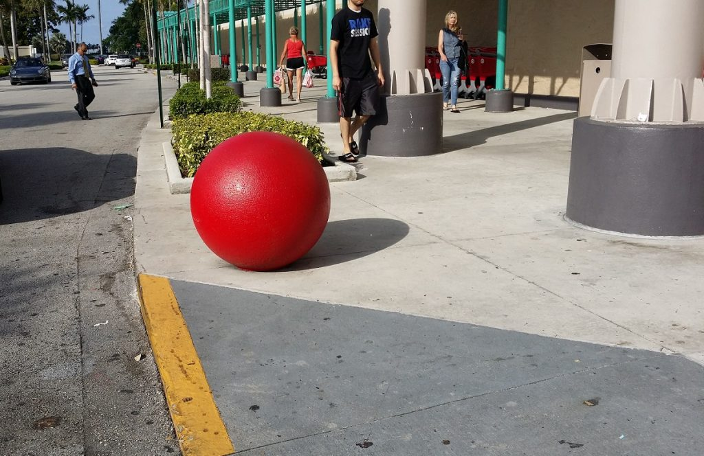 13009-bollard-750-site-painted-sphere