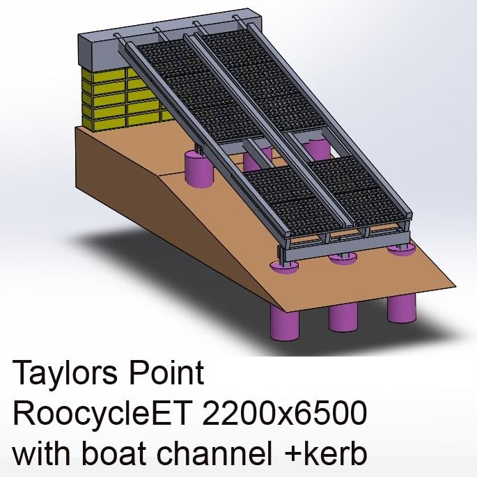 Boat Ramp Access Design