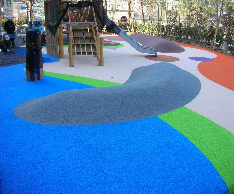 EPDM Rubber Safety Surface 7