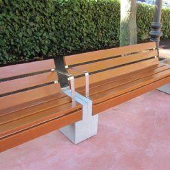 Mago Mesull Bench Seat 2