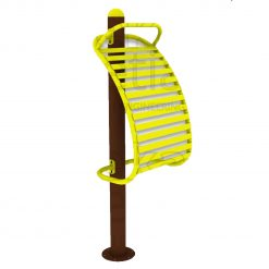 Outdoor Fitness Equipment - Back Stretching Rack-f